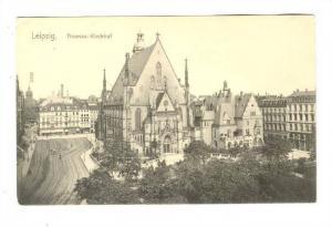 Thomas - Kirchhof, Leipzig (Saxony), Germany, 1900-1910s