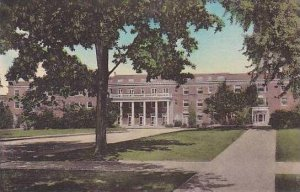 Kentucky Richmond Burnam Hall Eastern Kentucky State Teachers College Handcol...