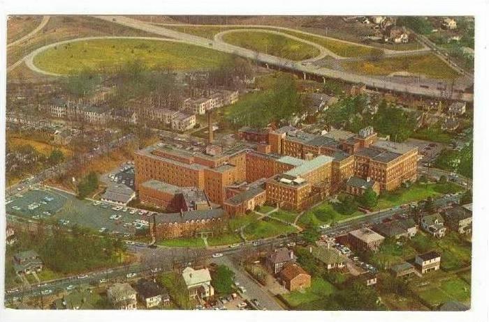 Hospital / School of Medicine,Winston Salem,NC 1960-70s