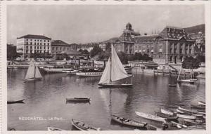 Switzerland Neuchatel Le Port Photo