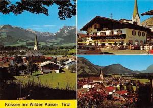 Koessen am Wilden Kaiser Tirol Gasthaus Pension Terrace Panorama