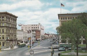 PITTSFIELD , Massachusetts , 50-60s ; North Street