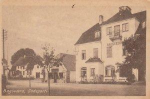 Bagsvoerd , Gadeparti (Denmark) , 1900-10s