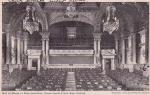 PHILADELPHIA, Pennsylvania, PU-1906; Hall Of House Of Representatives, Pannsy...