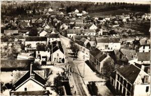 CPA DORDIVES La Mairie les Écoles et Rue de l'Industrie (607495)