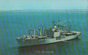 U S S ST LOUIS LKA-116
