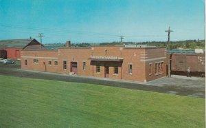 YARMOUTH , Nova Scotia, 40-60s ; Railway Station