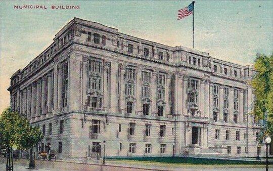The Municipal Building Pennsylvania Avenue Washington D C