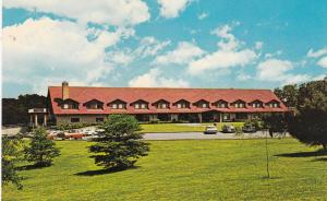 Cacapon State Park , West Virginia , 1950-60s ; Lodge