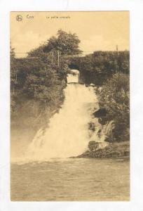 Coo, Belgium, 00-10s La petite cascade