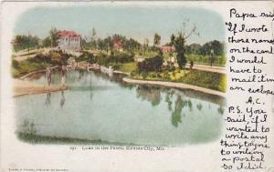 Lake in the Paseo, Kansas City, Missouri,00-10s