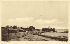 angola, LOBITO, Bay, Harbour Scene (1920s)