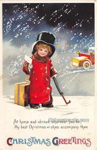 Holiday Postcards International Art Publishing Co. 1912