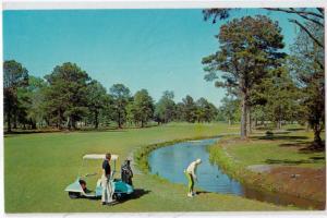 Myrtlewood Golf Course, Myrtle Beach SC