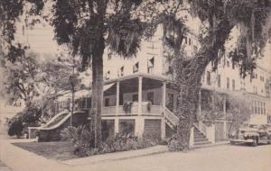 Florida Daytona Ivy Lane Hotel 1949