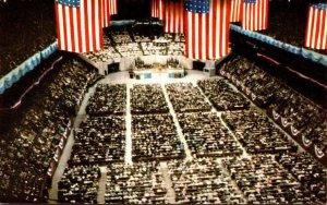 New York City Madison Square Garden Billy Graham New York Crusade