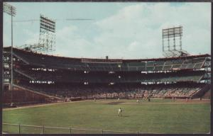 Metropolitan Stadium,Minneapolis,MN Postcard