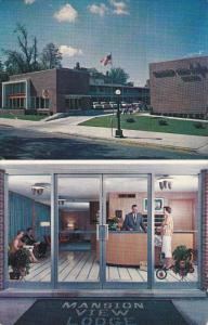 SPRINGFIELD, Illinois, 1940-1960's; Mansion View Lodge