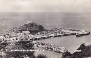 RP: The Outer Harbour , Ilfracombe , Devon , England , PU-1962