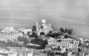 Africa - Algeria, Algiers. Notre Dame - RPPC