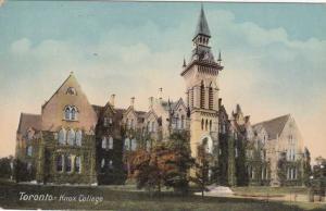 Knox College - Toronto ON, Ontario, Canada DB