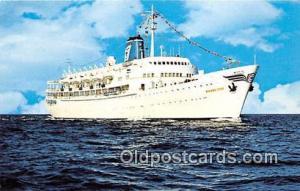 SS Bahama Star Eastern Steamship Lines, Inc Ship Postcard Post Card Eastern S...
