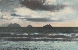 CORONADO ISLANDS, Mexico, as seen from Hotel Coronado, 1911
