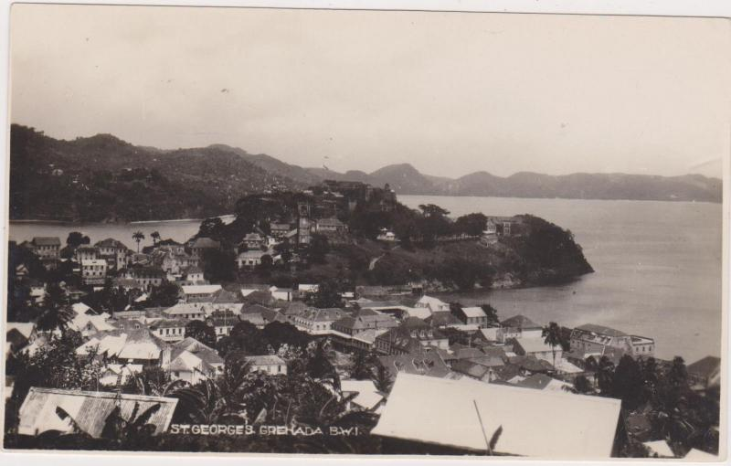 RP: ST. Georges , Grenada , B.W.I. , 20-30s