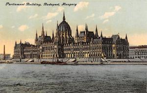 Budapest Republic of Hungary Parliament Building Budapest Parliament Building