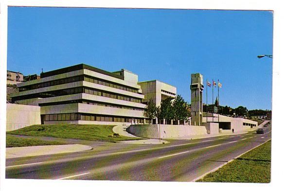 City Hall, St John's Newfoundland, Photo Tooton's