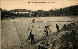 CPA La Rance Pittoresque - Pont de l'Essart (104164)