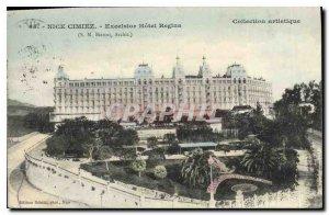 Postcard Old Nice Cimiez Excelsior Hotel Regina Art Collection