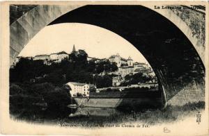 CPA  Liverdun - Vue prise du Pont du Chemin de Fer  (483945)