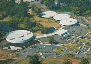 Georgia Atlanta Aerial View Of Carter Presidential Center