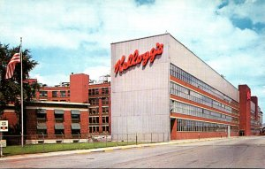 Michigan Battle Creek The Kellogg Company
