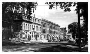 Maine Thomaston , Business Street , IGA Market , RPC