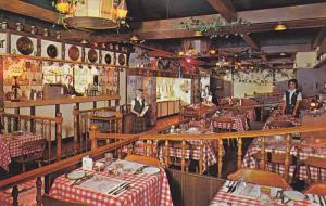 The Shorthorn Steak House & Tavern , LONDON , Ontario , Canada , 40-60s ; int...