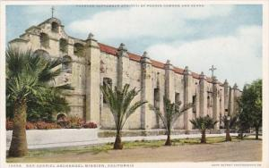 Founded September 8th 1771 By Padres Cambon And Serra San Gabriel Archangel M...