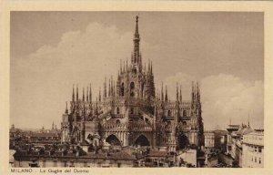 Italy Milano Le Guglie del Duomo Photo
