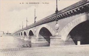 France Bordeaux Le Pont
