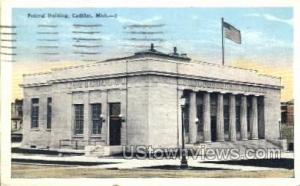 Federal Building Cadillac MI 1930