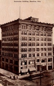 Ohio Hamilton Rentschler Building 1909