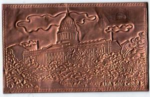 Copper - Utah State Capitol