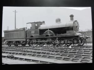 NEPTUNE Steam Locomotive No.1980 RP Photocard 140515