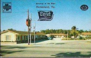 Fl Homestead Park Motel