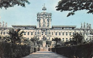 University of Santo Thomas 1963