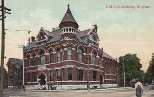 KINGSTON , Ontario , Canada , 1910 ; Y.M.C.A.
