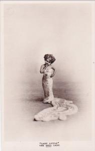 RP: Circus / Sideshoe ; LADY LITTLE , The Doll Lady , 00-10s Midget