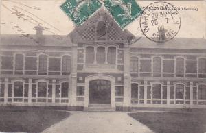WARLOY-BAILLON , France , PU-1909 , L'Hospice