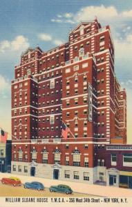 William Sloan House YMCA on 34th Street NYC, New York City - Linen